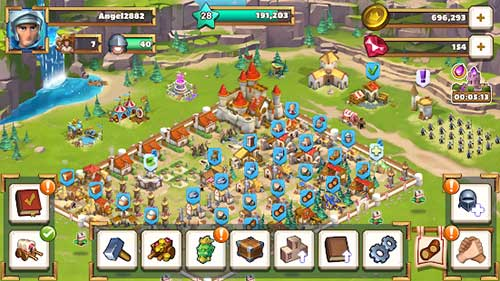 Empire Age of Knights Apk