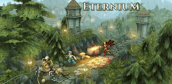 Eternium Mage And Minions
