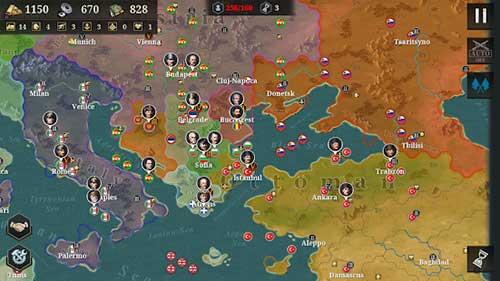 European War: 6 1914 Apk