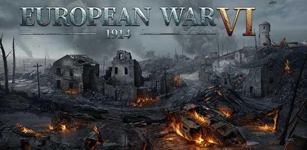 European War: 6 1914