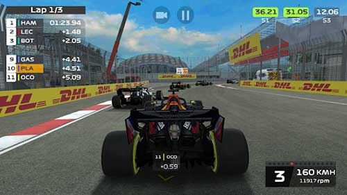 F1 Mobile Racing 2020 Apk