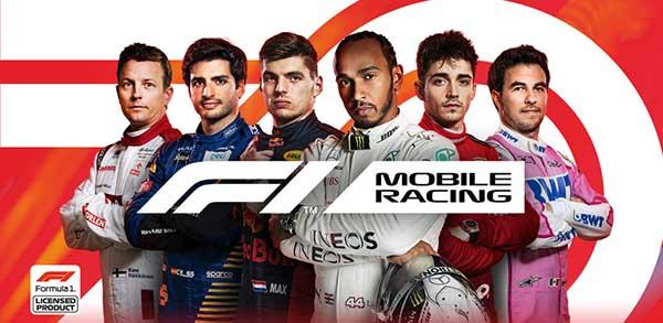 F1 Mobile Racing 2020 Mod
