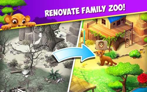 Family Zoo The Story Apk