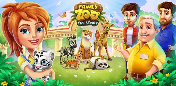 Family Zoo The Story Mod