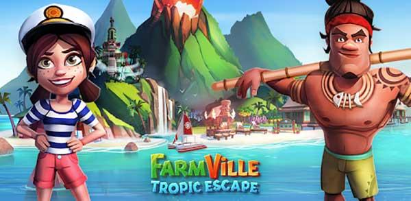 FarmVille Tropic Escape Mod
