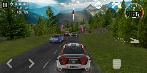 Final Rally Apk