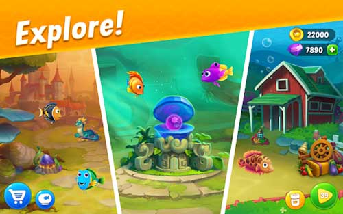 Fishdom Deep Dive Apk
