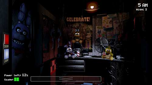Five Nights at Fredys Apk