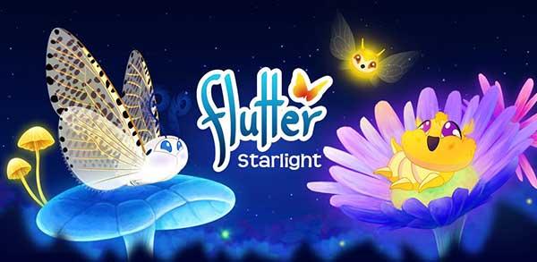 Flutter Starlight Sanctuary