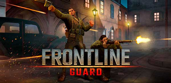 Frontline Guard Cover