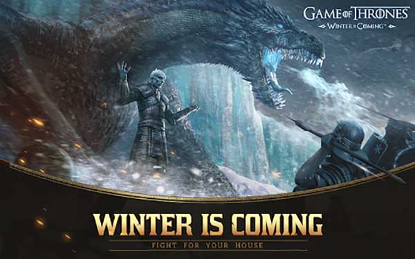 GOT Winter is Coming M Mod