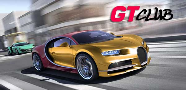 GT Speed Club Cover