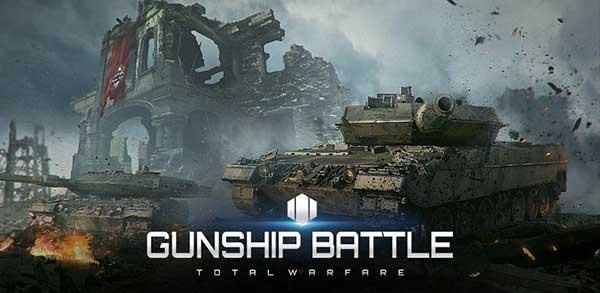 Gunship Battle Total Warfare Cover