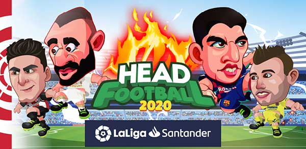 Head Football LaLiga 2020