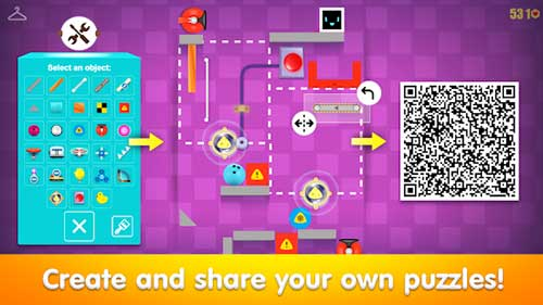 Heart Box Physics Puzzles Apk