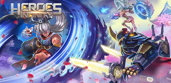 Heroes Infinity : God Warriors