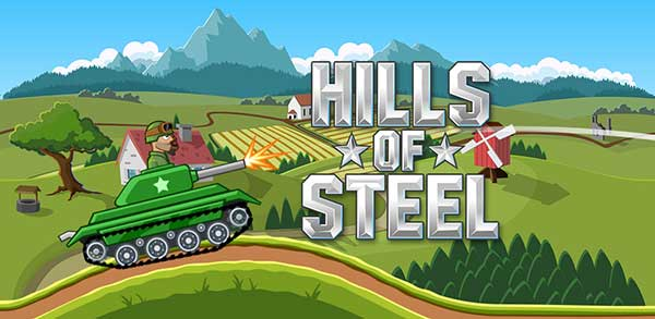 Hills of Steel Cover