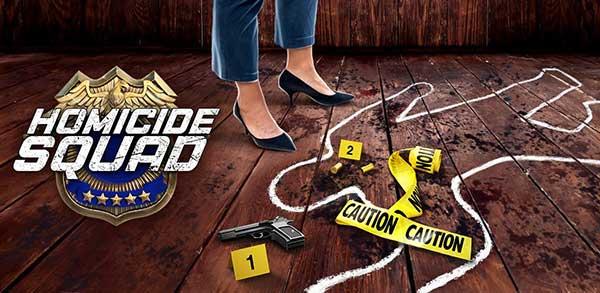 Homicide Squad Hidden Crimes
