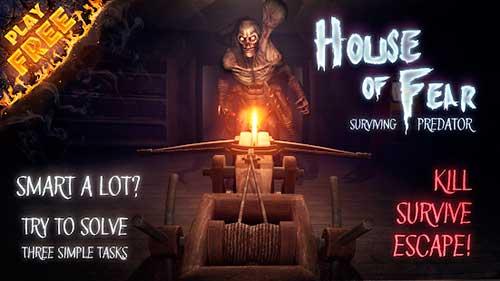 House of Fear Surviving Predator Apk