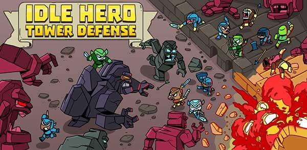 Idle Hero TD Fantasy Tower Defense