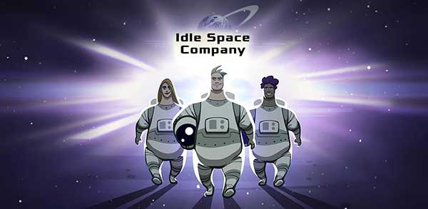 Idle- Tycoon Space Company