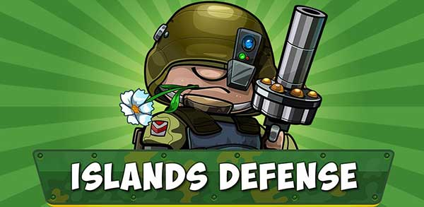 Islands Defense Mod