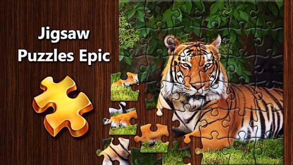 Jigsaw Puzzle Epic Mod