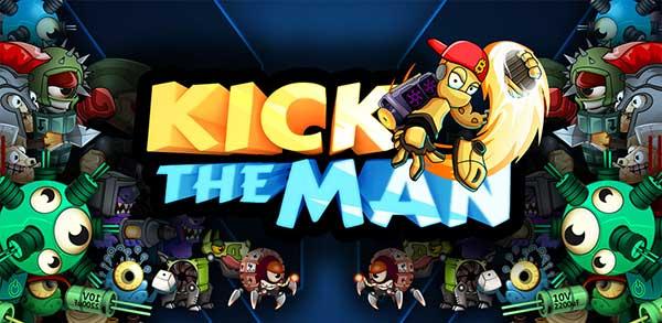 Kick the Man