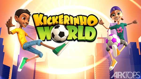 Kickerinho World Mod