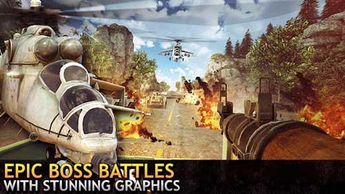 Last Hope Sniper Zombie War Apk