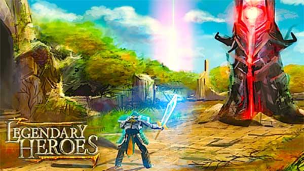 Legendary Heroes Mod