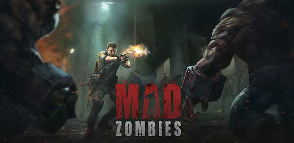 MAD ZOMBIES Free Sniper Games