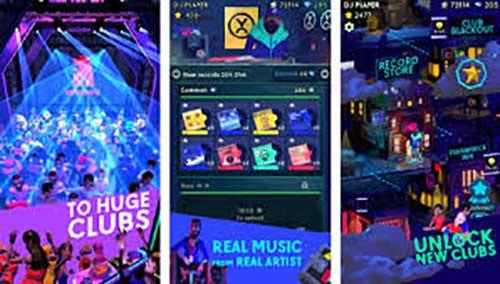 MIXMSTR DJ Game Apk