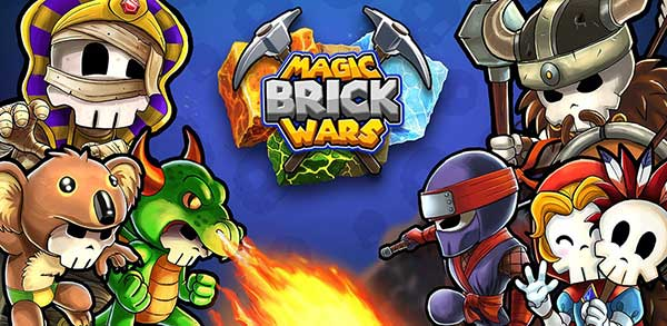 Magic Brick Wars Cover