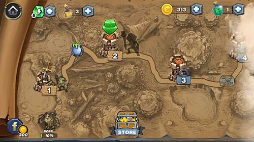 Magic Siege Defender Apk