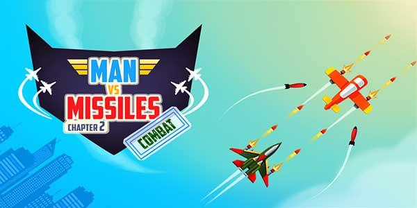 Man vs Missiles Combat Mod