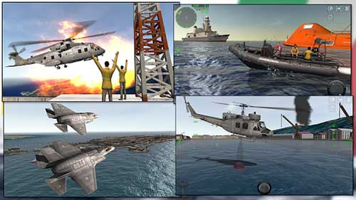 Marina Militare It Navy Sim Apk