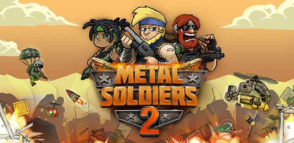 Metal Soldiers 2 6