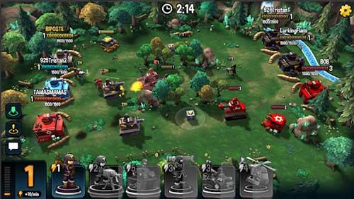 Mini Guns Omega Wars Apk