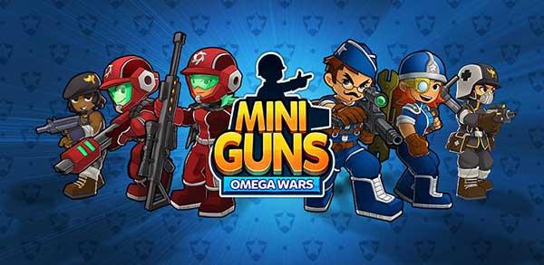 Mini Guns Omega Wars Mod