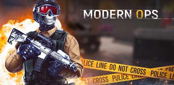 Modern Ops Online FPS 3D Shooter