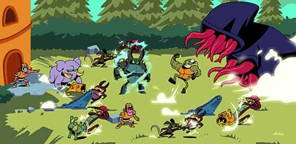 Monster Frontier Mod