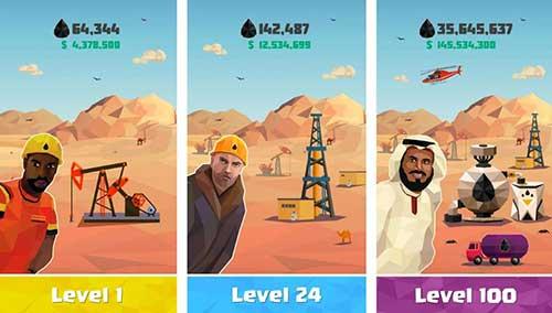 Oil Tycoon Apk