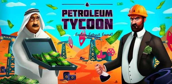 Oil Tycoon Mod