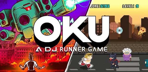 Oku Game The DJ Runner Mod