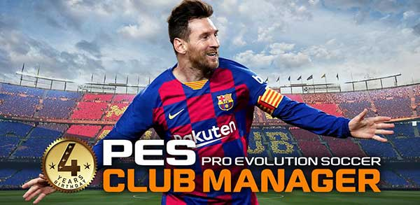Pes Club Manager Cover