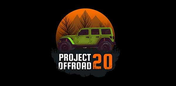 PROJECT:OFFROAD 20 Cover