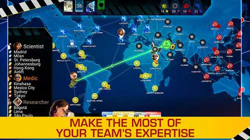Pandemic The Board Game Apk