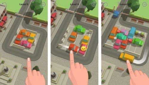 Parking Jam 3D Apk