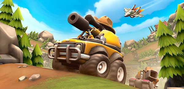 Pico Tanks Multiplayer Mayhem Cover